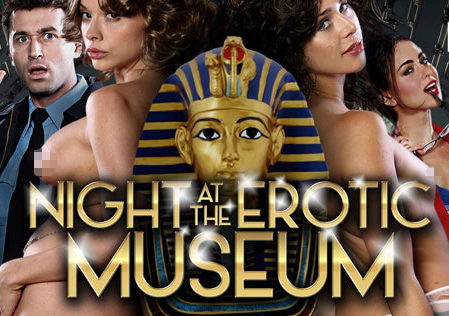 Night at The Erotic Museum Film