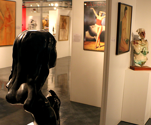 Erotic Art Auction with Batterman's @ Erotic Heritage Museum November 19th