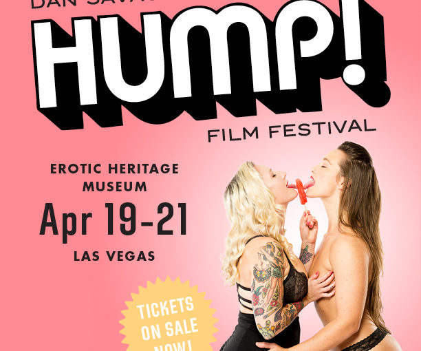 HUMP! Film Festival April 19th - 21st @ Erotic Heritage Museum