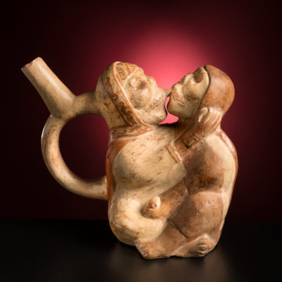 Peruvian-Moche Erotic Clay Vessels @ Erotic Heritage Museum
