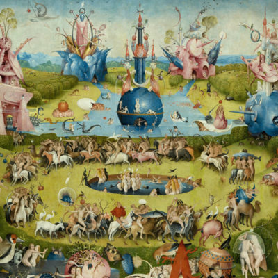 A Celebration of the Garden of Earthly Delights @ Erotic Heritage Museum