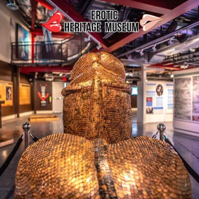 Live Streaming Field Trips of Erotic Heritage Museum
